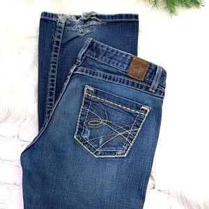 👖I•BKE•I Sabrina Boot Cut Jean 31x32.5  👖